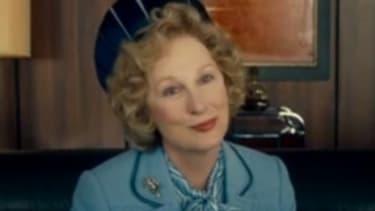 "Meryl Streep's turn as Margaret Thatcher in ""The Iron Lady"" is already generating major Oscar buzz."