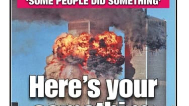 NY Post Cover.