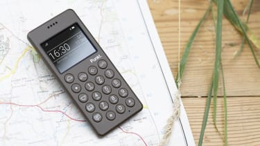 The Punkt MP-01 phone.