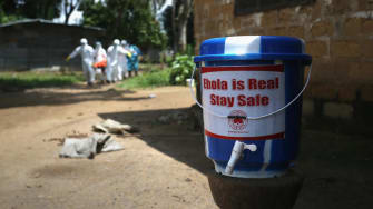 Officials in Sierra Leone lament 'defeat' by Ebola