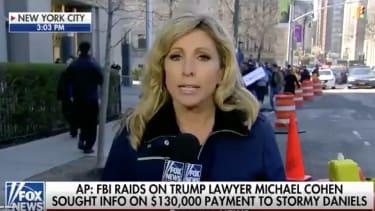 Fox News reporting on Sean Hannity.