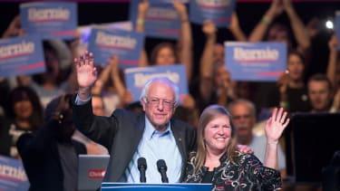 Bernie and Jane Sanders