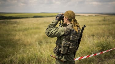 Russia now has enough troops amassed to invade Ukraine at will