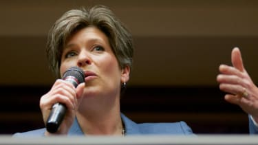 Former GOP staffer claims Iowa Senate candidate Joni Ernst 'did and said nothing' after witnessing sexual harassment