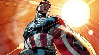 Marvel Comics announces black character as the new Captain America