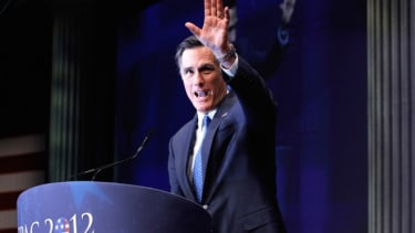 Mitt Romney won the CPAC straw poll last year, so you can see all that it did for him.