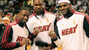 LeBron James, Dwyane Wade, and Chris Bosh want you to hate the Heat even more