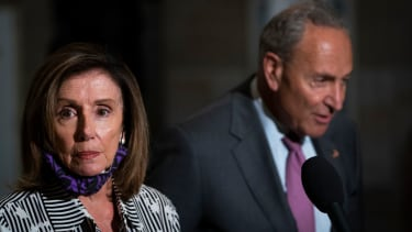 House Speaker Nancy Pelosi and Senate Minority Leader Chuck Schumer.