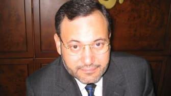 Ahmed Mansour.
