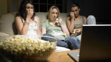 During prime time TV watching hours, Netflix streaming movies and TV shows reportedly account for one-fifth of the internet bandwidth.