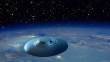 A fake alien invasion