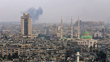 Rebels routed from Aleppo Old City