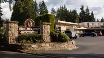 Life Care Center in Kirkland Washington.