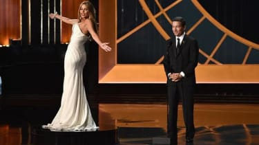 Sofia Vergara defends her Emmy skit after it's called 'blatantly sexist'