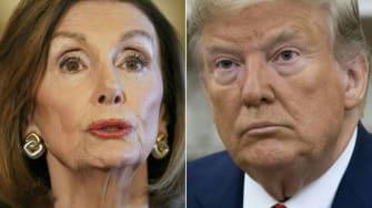 Trump and Nancy Pelosi did not reach a deal