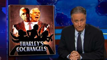 Jon Stewart is surprisingly glum about black Democrats saving Mississippi Republican Thad Cochran
