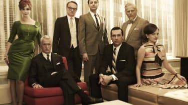 """The """"Mad Men"""" season premiere"""