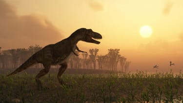 Study: Bad timing killed the dinosaurs