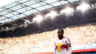 French soccer sensation Thierry Henry retires