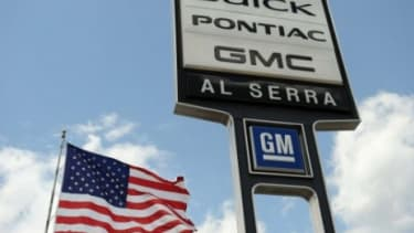 Can GM make its way back from the brink?