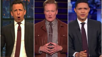 Late-night hosts respond to Michael Cohen's testimony