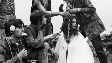 Hippies.
