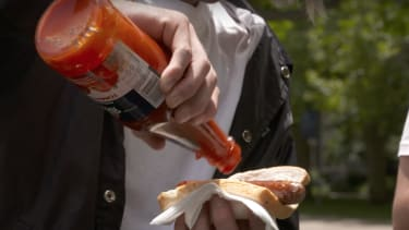 Ketchup without the water and the goo.