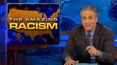 Jon Stewart gleefully piles on Donald Sterling