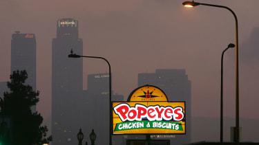 Burger King, Tim Hortons company to buy Popeyes