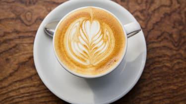 A latte.