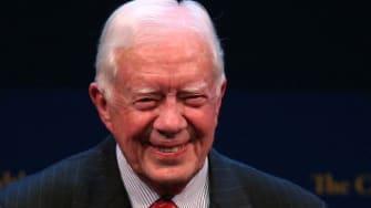 President Jimmy Carter.