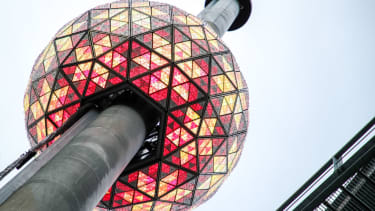 New Year's Eve Ball in Times Square