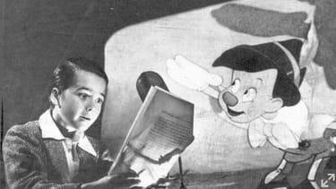 Dick Jones, the voice of Disney's Pinocchio, dies at 87