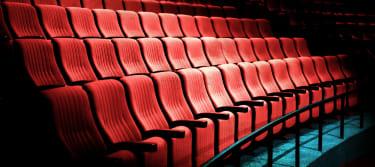 Empty seats.