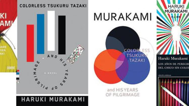 Haruki Murakami will release another book in 2014