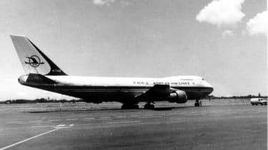 KAL 747