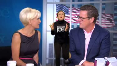 The Daily Show explains MSNBC's Morning Joe as a familial suburban psychodrama