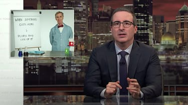 John Oliver on the Green New Deal