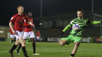 The Forest Green Rovers.