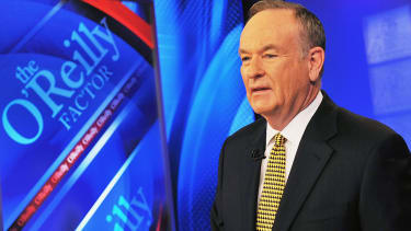 Bill O'Reilly realizes that even the Murdochs don't want him anymore.