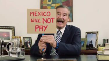 Vicente Fox Quesada.