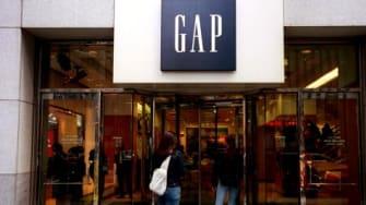 A Gap store in Manhattan.
