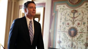FBI Director James Comey.