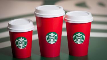Starbucks 2015 holiday cup design