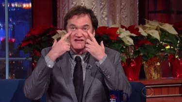 Quentin Tarantino loves rom-coms