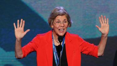 Elizabeth Warren: 'I'm not running for president'