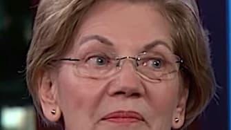Elizabeth Warren on Jimmy Kimmel Live