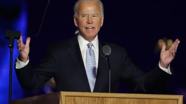 President-elect Joe Biden.