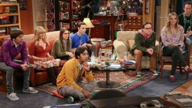 The Big Bang Theory, other programs disappear online in China