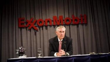 Rex Tillerson Exxon Mobil.